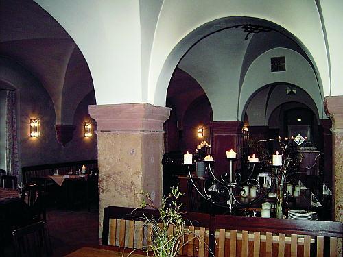 Hessen à la carte: Restaurantführer - Gästehaus & Klosterschänke ...